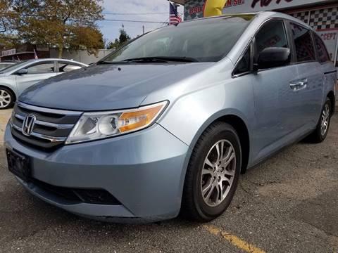 2011 Honda Odyssey for sale in Farmingdale, NY