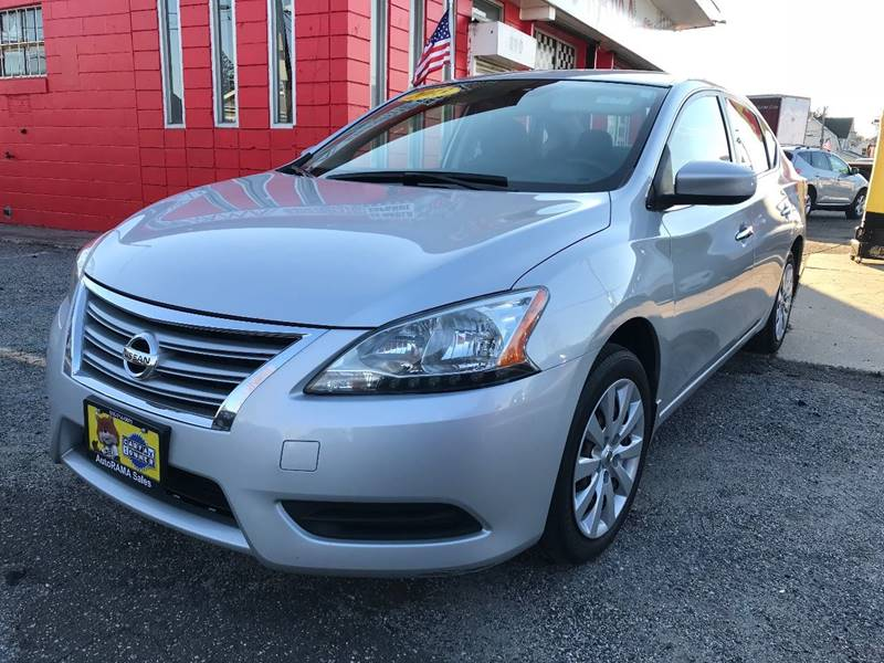 2013 Nissan Sentra For Sale At AUTORAMA SALES INC.   Farmingdale In  Farmingdale NY