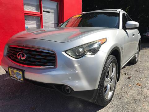 Used 2009 Infiniti Fx35 For Sale In Maryland Carsforsale