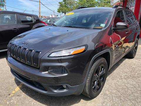 2015 Jeep Cherokee for sale in Wantagh, NY