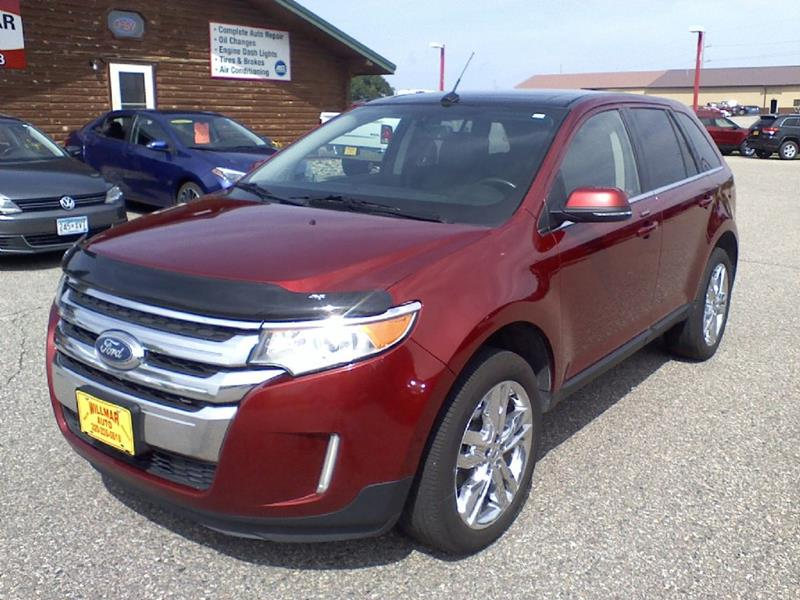Ford Edge For Sale At Willmar Auto Sales And Service In Willmar Mn