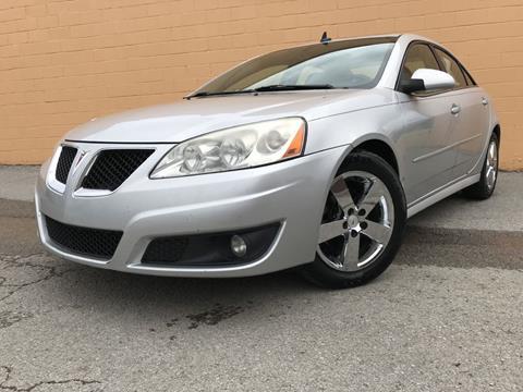 2010 Pontiac G6 for sale in Lexington, KY