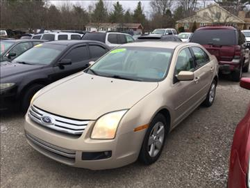 2006 Ford Fusion for sale in Lexington, KY