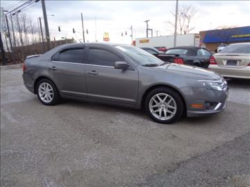 2012 Ford Fusion for sale in Lexington, KY
