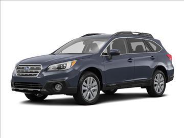 2017 Subaru Outback for sale in Scranton, PA