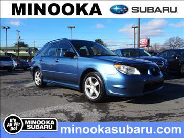 2007 Subaru Impreza for sale in Scranton, PA