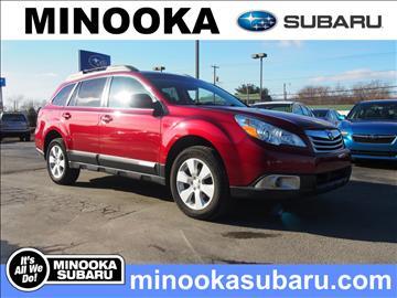 2011 Subaru Outback for sale in Scranton, PA