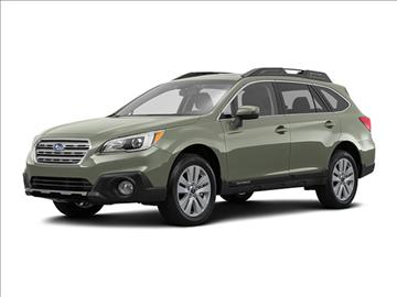 2017 Subaru Outback for sale in Scranton, PA