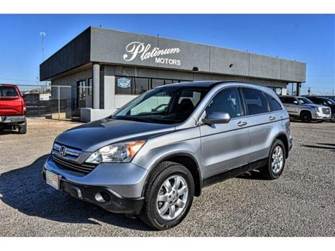 2007 Honda CR-V for sale in Midland, TX