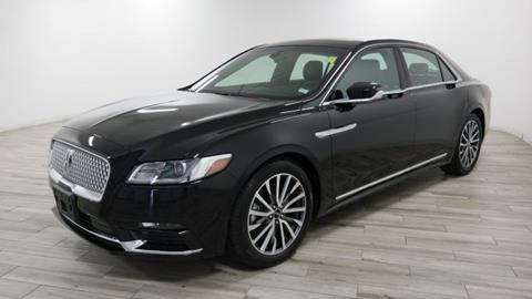 2017 Lincoln Continental for sale in Florissant, MO