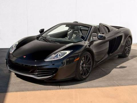 Bon 2013 McLaren MP4 12C Spider For Sale In Florissant, MO