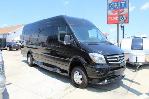 2017 Mercedes-Benz Sprinter Cab Chassis for sale in Florissant, MO