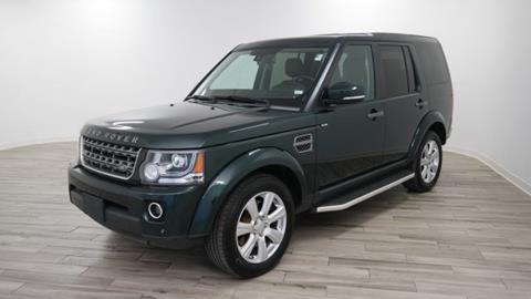 2015 Land Rover LR4 for sale in Florissant, MO