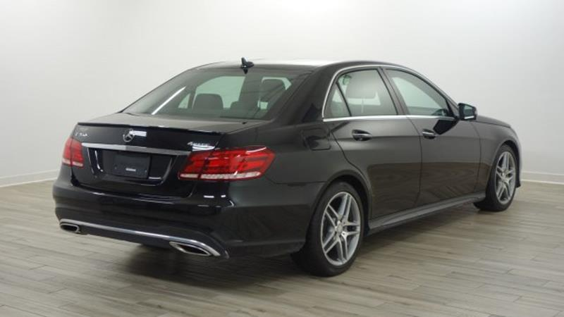 2016 Mercedes-Benz E-Class AWD E 350 4MATIC 4dr Sedan - Florissant MO