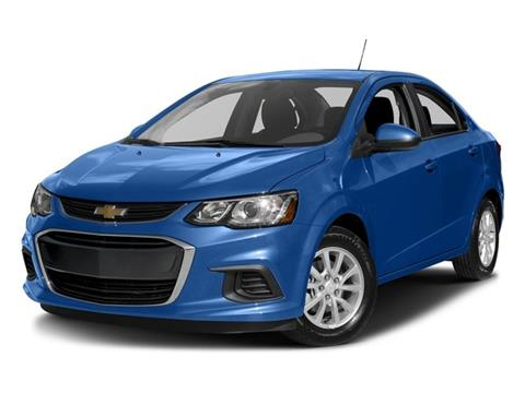 2017 Chevrolet Sonic for sale in Florissant, MO