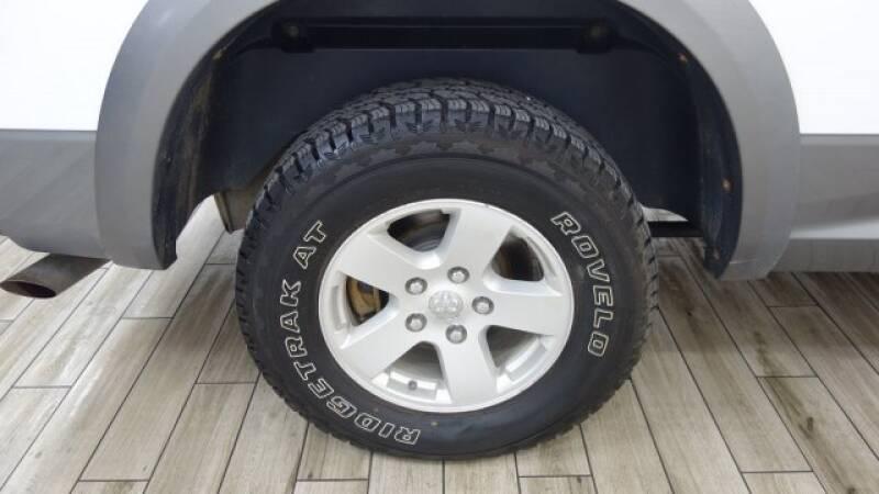 2010 Dodge Ram Pickup 1500 4x4 TRX4 Off Road 4dr Quad Cab 6.3 ft. SB Pickup - Florissant MO