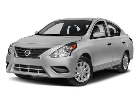 2018 Nissan Versa for sale at GMT AUTO SALES in Florissant MO