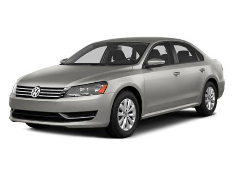 2014 Volkswagen Passat for sale at GMT AUTO SALES in Florissant MO