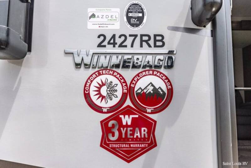 2021 WINNEABGO VOYAGE 2427RB - Florissant MO