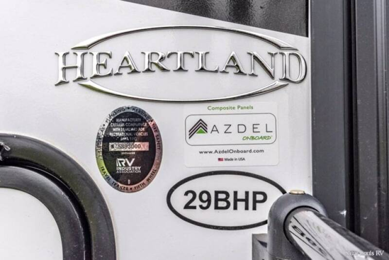 2021 Heartland NORTH TRAIL 29BHP - Florissant MO