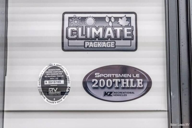 2021 KZ SPORTSMEN LE 200THLE - Florissant MO