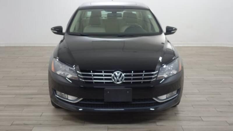 2012 Volkswagen Passat TDI SEL Premium 4dr Sedan 6A - Florissant MO