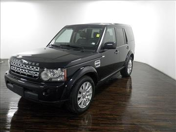 2012 Land Rover LR4 for sale in Florissant, MO