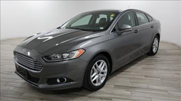 2014 Ford Fusion for sale in Florissant, MO