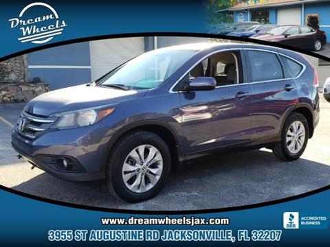 2013 Honda CR-V for sale in Jacksonville, FL