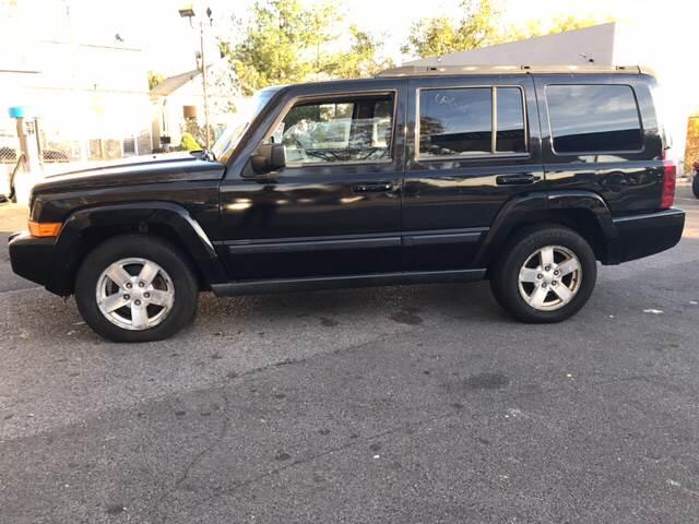 2007 Jeep Commander Sport 4dr SUV 4WD - Brooklyn NY
