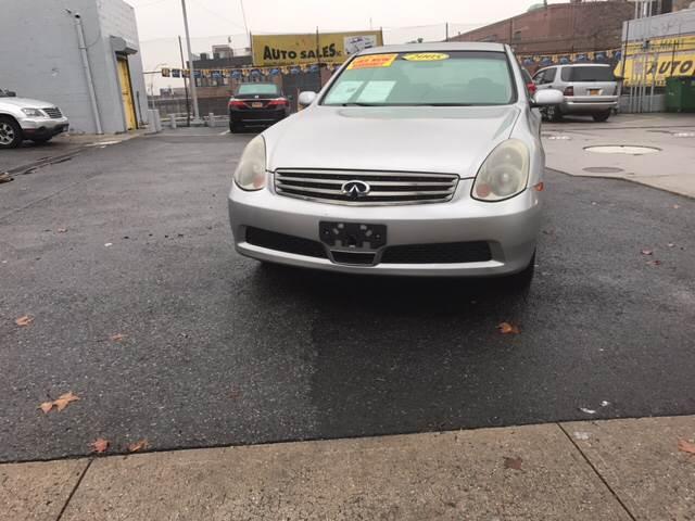 2005 Infiniti G35 AWD x 4dr Sedan - Brooklyn NY