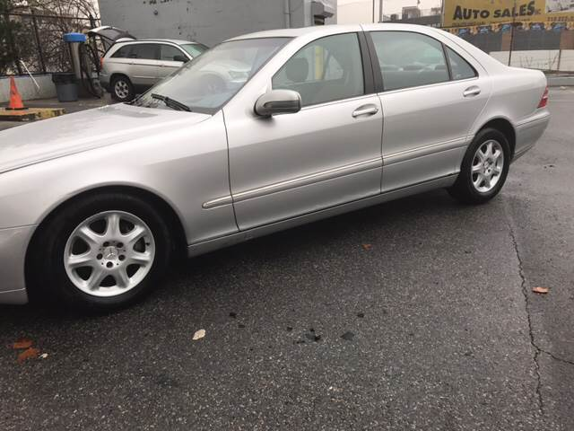 2002 Mercedes-Benz S-Class S 430 4dr Sedan - Brooklyn NY