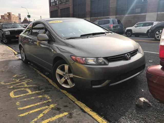 2007 Honda Civic EX 2dr Coupe (1.8L I4 5M) - Brooklyn NY