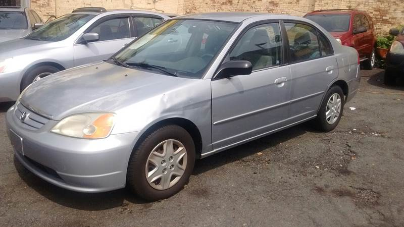 2003 Honda Civic LX 4dr Sedan - Brooklyn NY