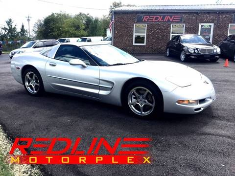 2001 Chevrolet Corvette for sale in Gallatin, TN
