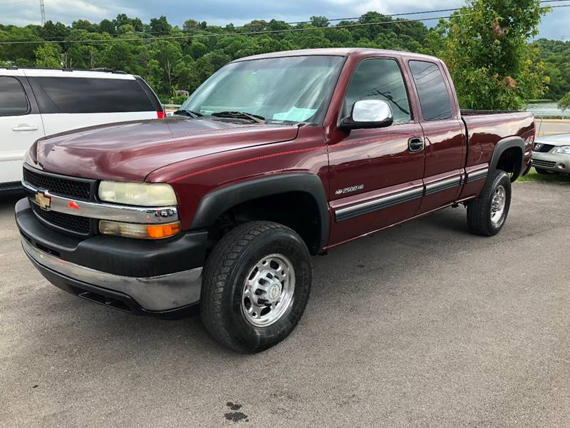 2002 Chevrolet Silverado 2500HD For Sale At Redline Motorplex,LLC In  Gallatin TN