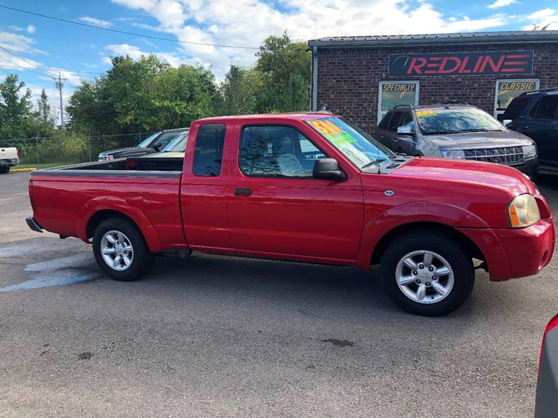 2004 Nissan Frontier For Sale At Redline Motorplex,LLC In Gallatin TN