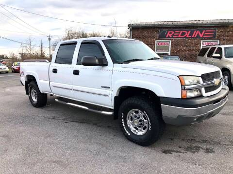 2004 Chevrolet Silverado 2500 LT for sale at Redline Motorplex,LLC in Gallatin TN