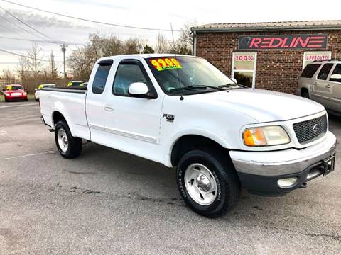 2001 Ford F-150 XLT for sale at Redline Motorplex,LLC in Gallatin TN