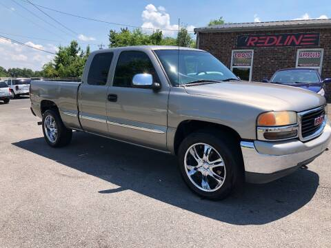 2001 GMC Sierra 1500 for sale at Redline Motorplex,LLC in Gallatin TN