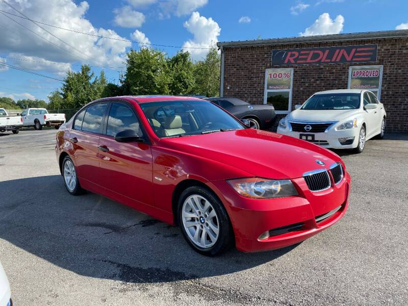 2007 BMW 3 Series for sale at Redline Motorplex,LLC in Gallatin TN