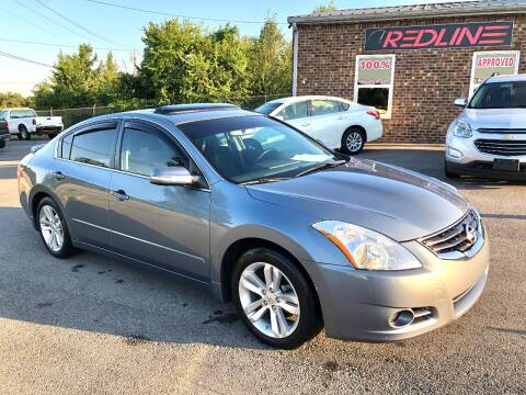 2011 Nissan Altima for sale at Redline Motorplex,LLC in Gallatin TN