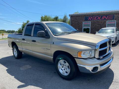 2005 Dodge Ram Pickup 1500 for sale at Redline Motorplex,LLC in Gallatin TN