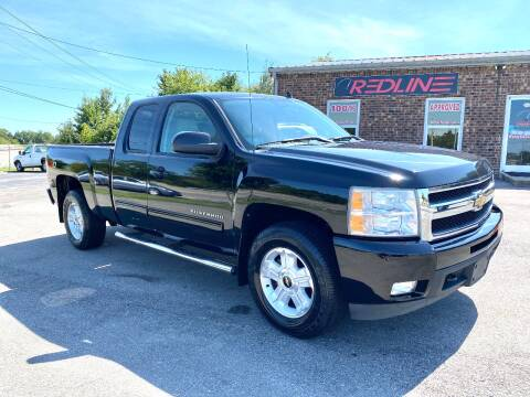 2011 Chevrolet Silverado 1500 for sale at Redline Motorplex,LLC in Gallatin TN