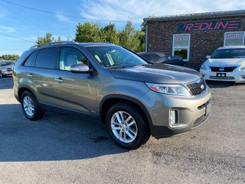 2014 Kia Sorento for sale at Redline Motorplex,LLC in Gallatin TN