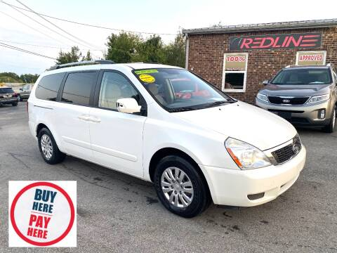 2011 Kia Sedona for sale at Redline Motorplex,LLC in Gallatin TN