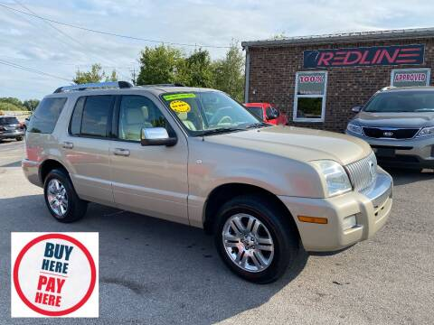 2006 Mercury Mountaineer for sale at Redline Motorplex,LLC in Gallatin TN
