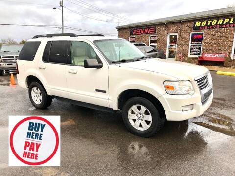2008 Ford Explorer for sale at Redline Motorplex,LLC in Gallatin TN