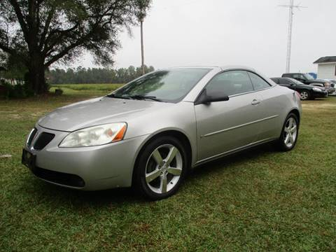 2006 Pontiac G6 for sale in Pamplico, SC