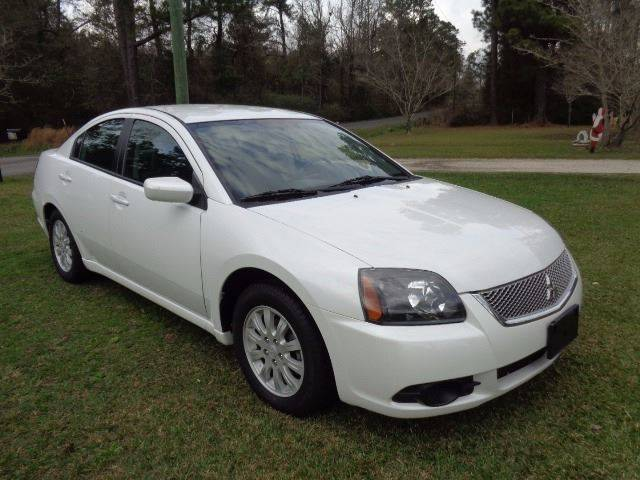 2011 Mitsubishi Galant for sale at RAYMOND TURNER MOTORS in Pamplico SC